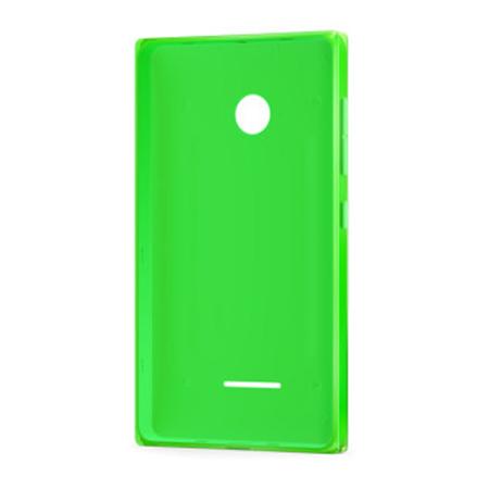Чехол Nokia CC-3096 для Nokia Lumia 435Lumia 532, зеленый