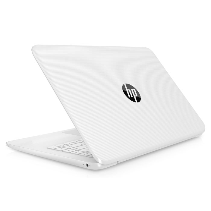 ноутбук 14.0″ HP Stream 14 14-ax007ur Intel N3050/2Gb/32Gb SSD/Win10 белый (Y7X30EA)
