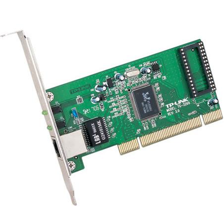 Сетевая карта TP-Link TG-3269 PCI, 10/100/1000Mbps