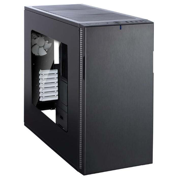 Корпус Fractal Design Define R5 Window Black