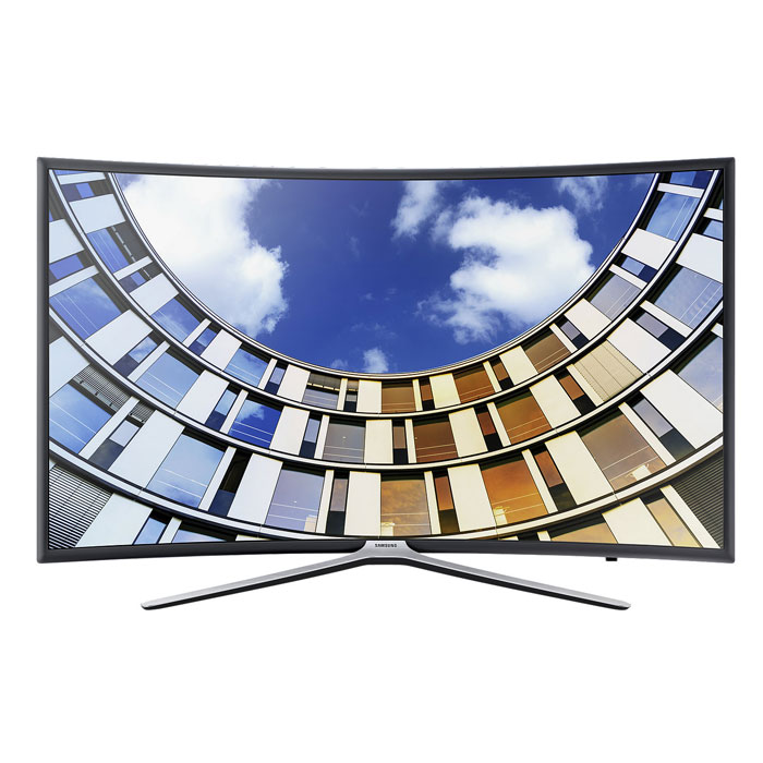 Телевизор ЖК 49″ Samsung UE49M6500AUX серый