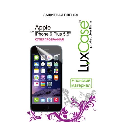 Защитная плёнка для iPhone 6 Plus LuxCase Суперпрозрачная