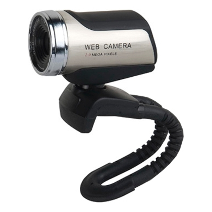 Веб-камера 2 Mpix Qumo WCQ-107 USB 2.0, 1600×1200
