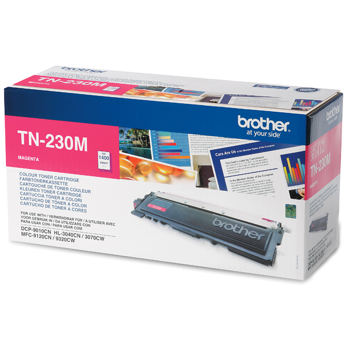 Картридж Brother TN-230M Magenta