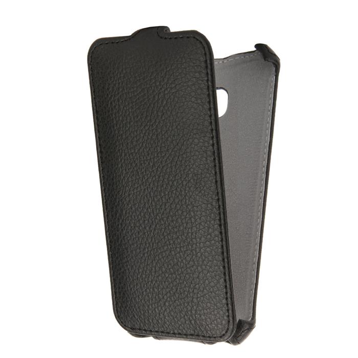 Чехол Gecko Flip Case для Samsung Galaxy A3 (2017) SM-A320F, черный