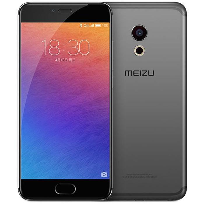 Смартфон Meizu Pro 6 32Gb Gray/Black
