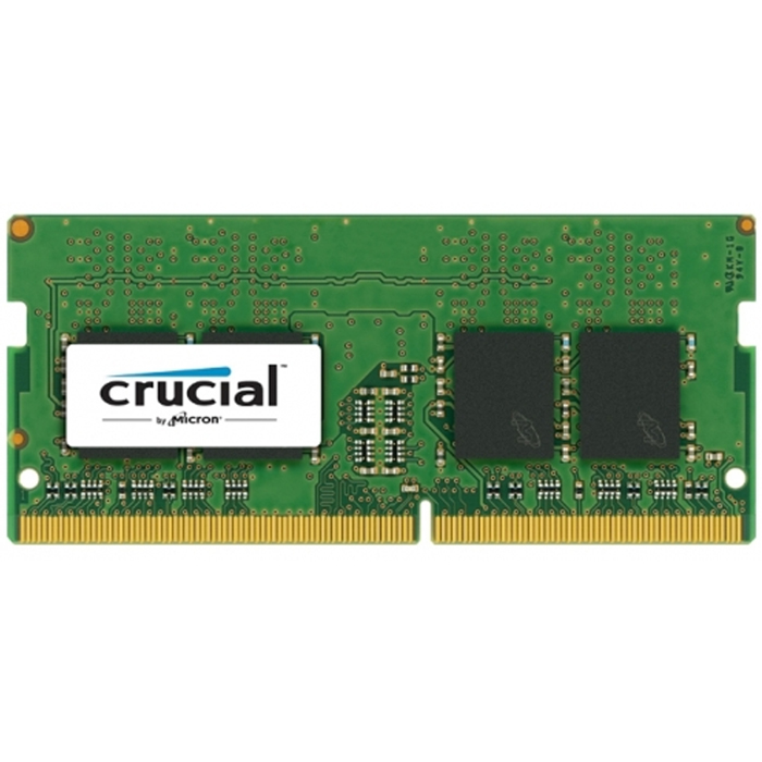 Модуль памяти SO-DIMM DDR4 2133Mhz 4Gb Crucial (CT4G4SFS8213)