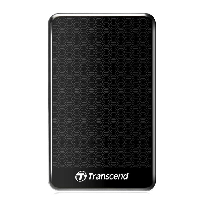 Внешний жесткий диск USB3.0 2.5″ 1.0Тб Transcend StoreJet 25A3 ( TS1TSJ25A3K ) Черный