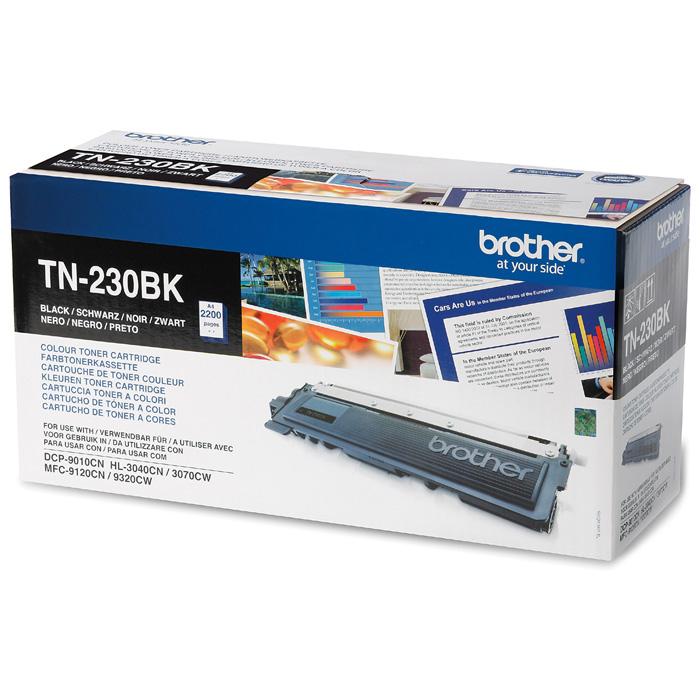 Картридж Brother TN-230BK Black