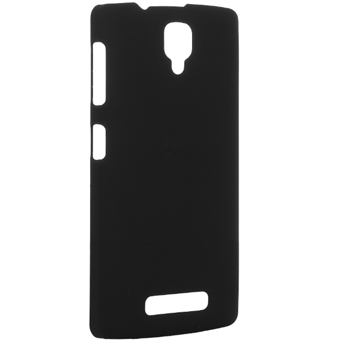 Чехол SkinBox 4People case для Lenovo ideaphone A1000 черный