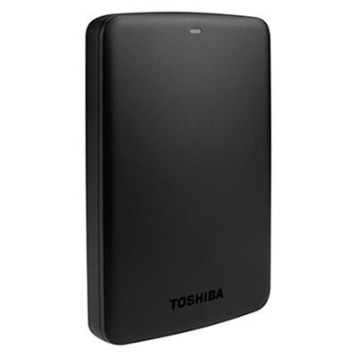 Внешний жесткий диск USB3.0 2.5″ 1.0Тб Toshiba Stor.E Canvio Basic ( HDTB310EK3AA ) Черный