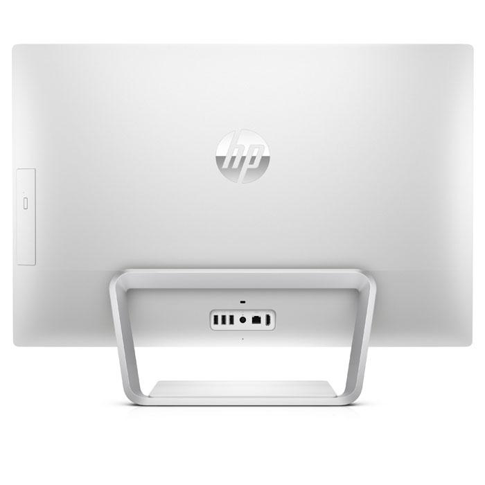 Моноблок HP Pavilion 24-b237ur 24» FullHD Core i3 7100T/4Gb/1Tb/NVIDIA GT930MX 2Gb/DVD/Kb+m/Win10 White ( 1AW92EA )