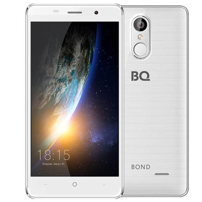 Смартфон BQ Mobile BQ-5022 Bond White