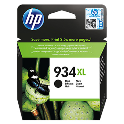 Картридж HP C2P23AE №934XL Black