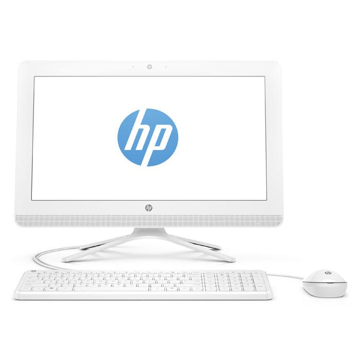 Моноблок HP 22-b080ur 21.5» Y0Z49EA AMD A6-7310/4Gb/500Gb/AMD Radeon R4/DVD-RW/Kb+m/Win10 white ( Y0Z49EA )