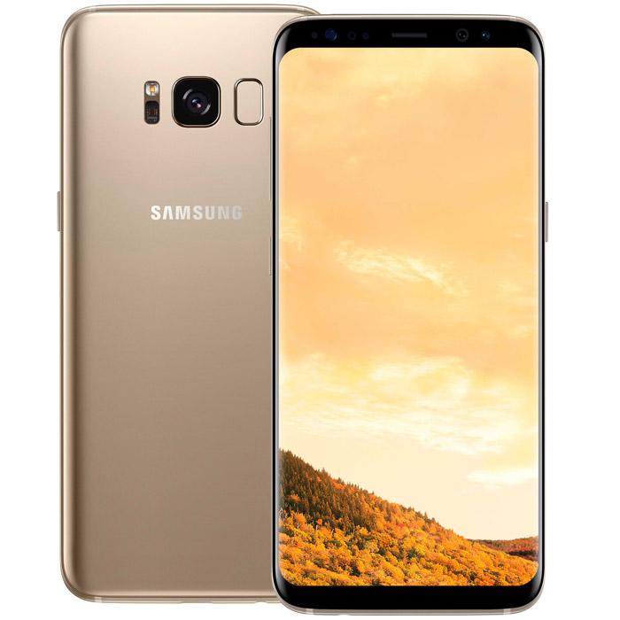 Смартфон Samsung Galaxy S8 SM-G950 Gold