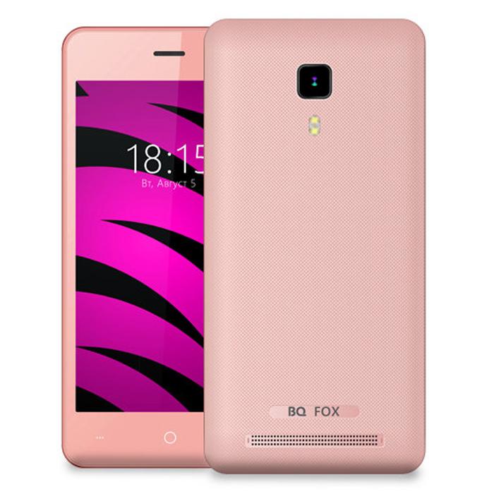 Смартфон BQ Mobile BQ-4526 Fox Rose Gold