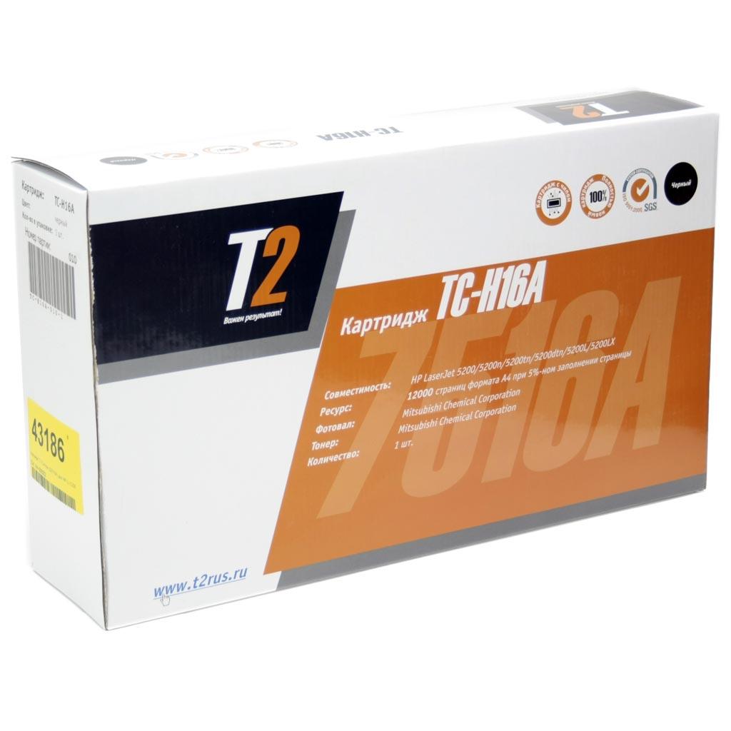 Картридж T2 TC-H16A (Q7516A)
