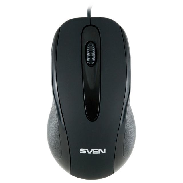 Мышь SVEN RX-170 USB оптическая, проводная
