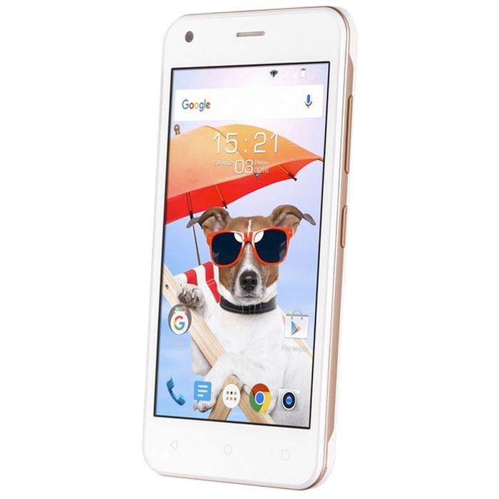 Смартфон Fly FS454 Nimbus 8 Белый