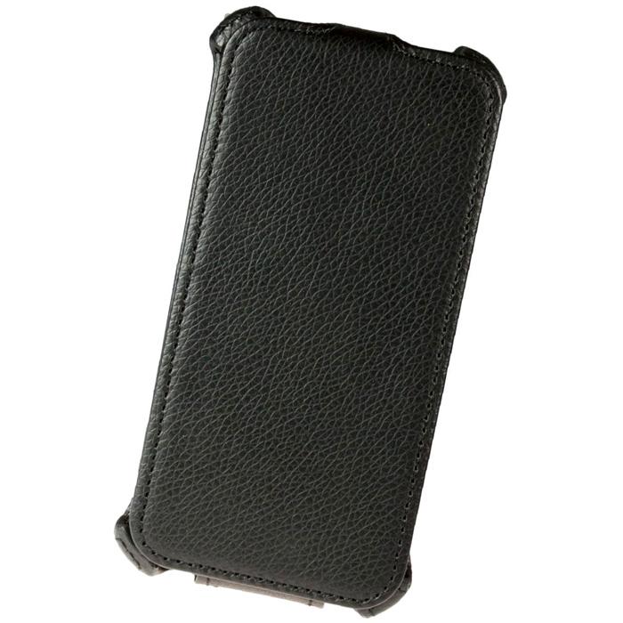 Чехол Partner Flip-case для Explay Flame, черный