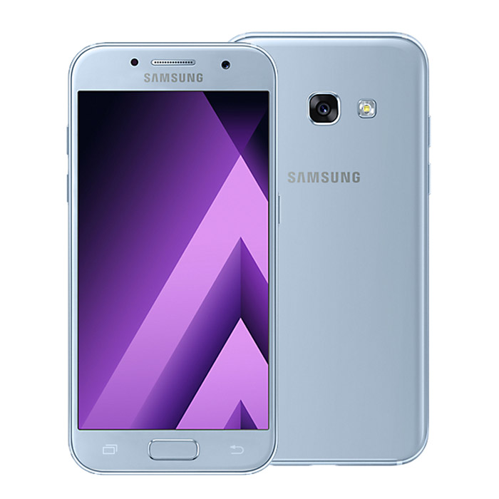 Смартфон Samsung Galaxy A3 (2017) SM-A320F Blue