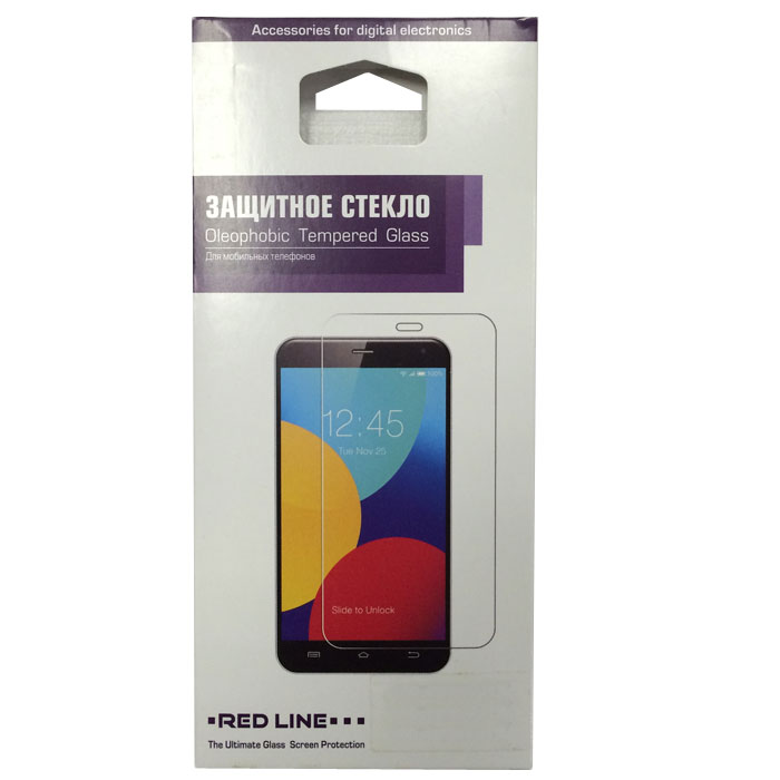 Защитное стекло Red Line для Alcatel Shine Lite 5080X