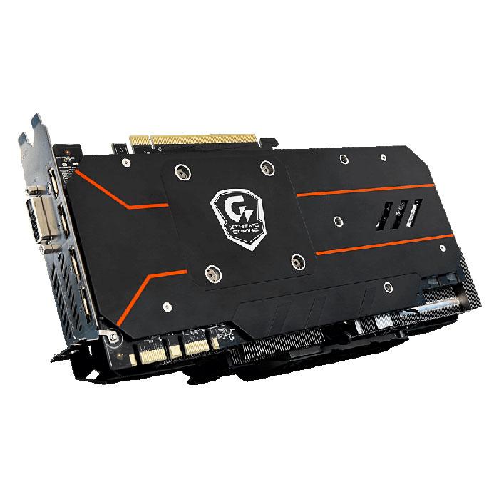Видеокарта PCI-E GIGABYTE GeForce GTX 1080 8192Mb, Xtreme Gaming Premium Pack 8192Mb DDR5 ( GV-N1080XTREME-8GD-PP V2.0 ) Ret