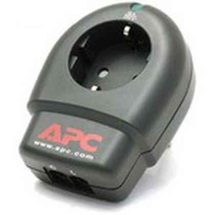 Сетевой фильтр APC by Schneider Electric ( P1T-RS ) 1 розетка