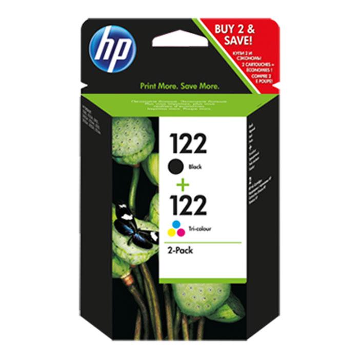 Картридж HP CR340HE №122 (CH561HE + CH562HE)