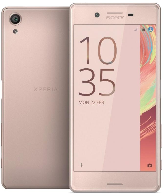 Смартфон Sony F8131 Xperia X Perfomance Rose Gold