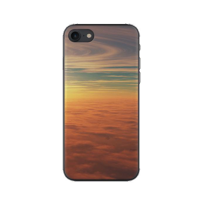 Чехол Deppa Art Case с пленкой для iPhone 7, Nature, Небо