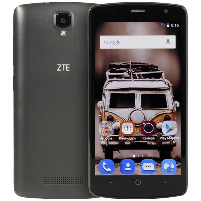 Смартфон ZTE Blade L5 3G серый