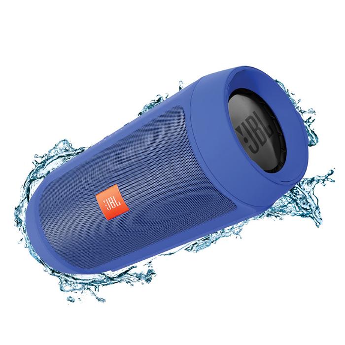 Акустическая система JBL Charge 2 Plus, синяя