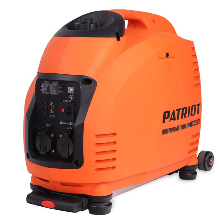 Инверторный генератор PATRIOT 3000il