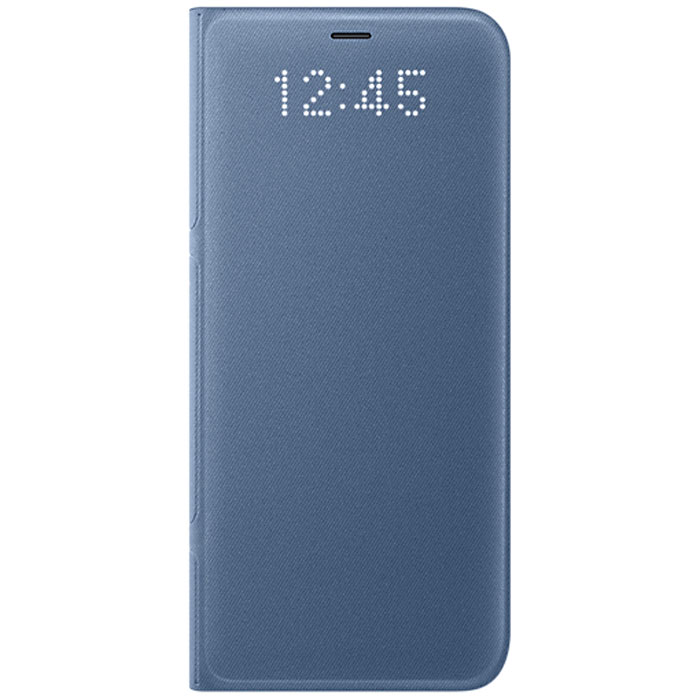 Чехол Samsung LED View Cover для Samsung Galaxy S8 SM-G950, голубой