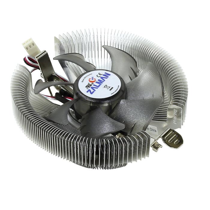 Устройство охлаждения(кулер) Zalman 7000V-Al 775/1156/1155/1150/1151/AM3+/AM3/AM2+/AM2/FM1/939/940/754 низкопрофильный ( CNPS7000V-Al ) OEM