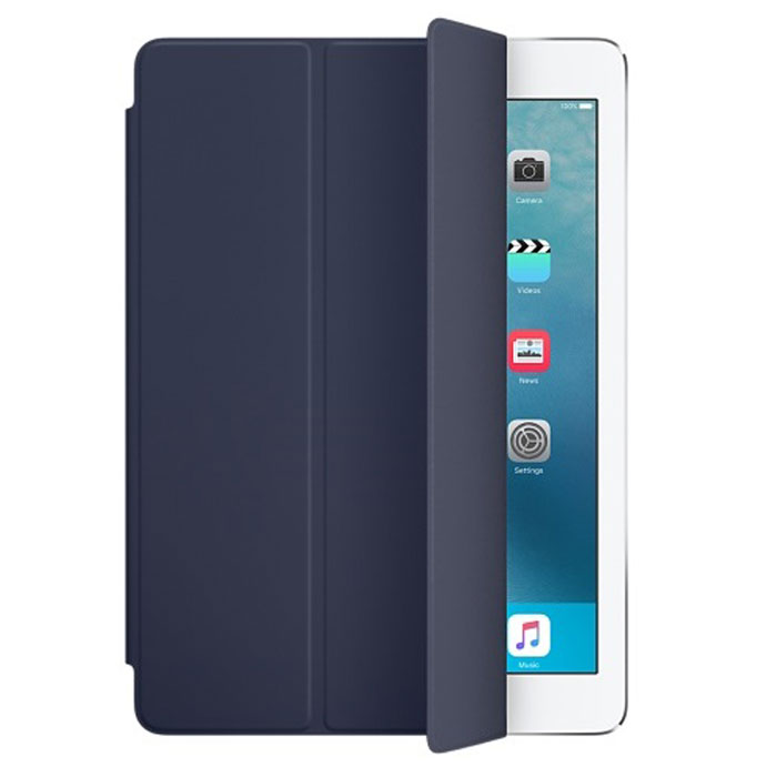 Чехол для iPad Pro 9.7 Apple Smart Cover Midnight Blue MM2C2ZM/A