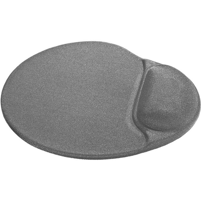 Коврик для мыши Defender Easy Work, серый гелевый