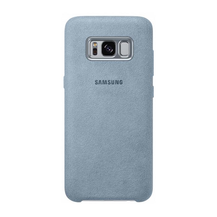Чехол Samsung Alcantara Cover для Samsung Galaxy S8+ SM-G955, мятный