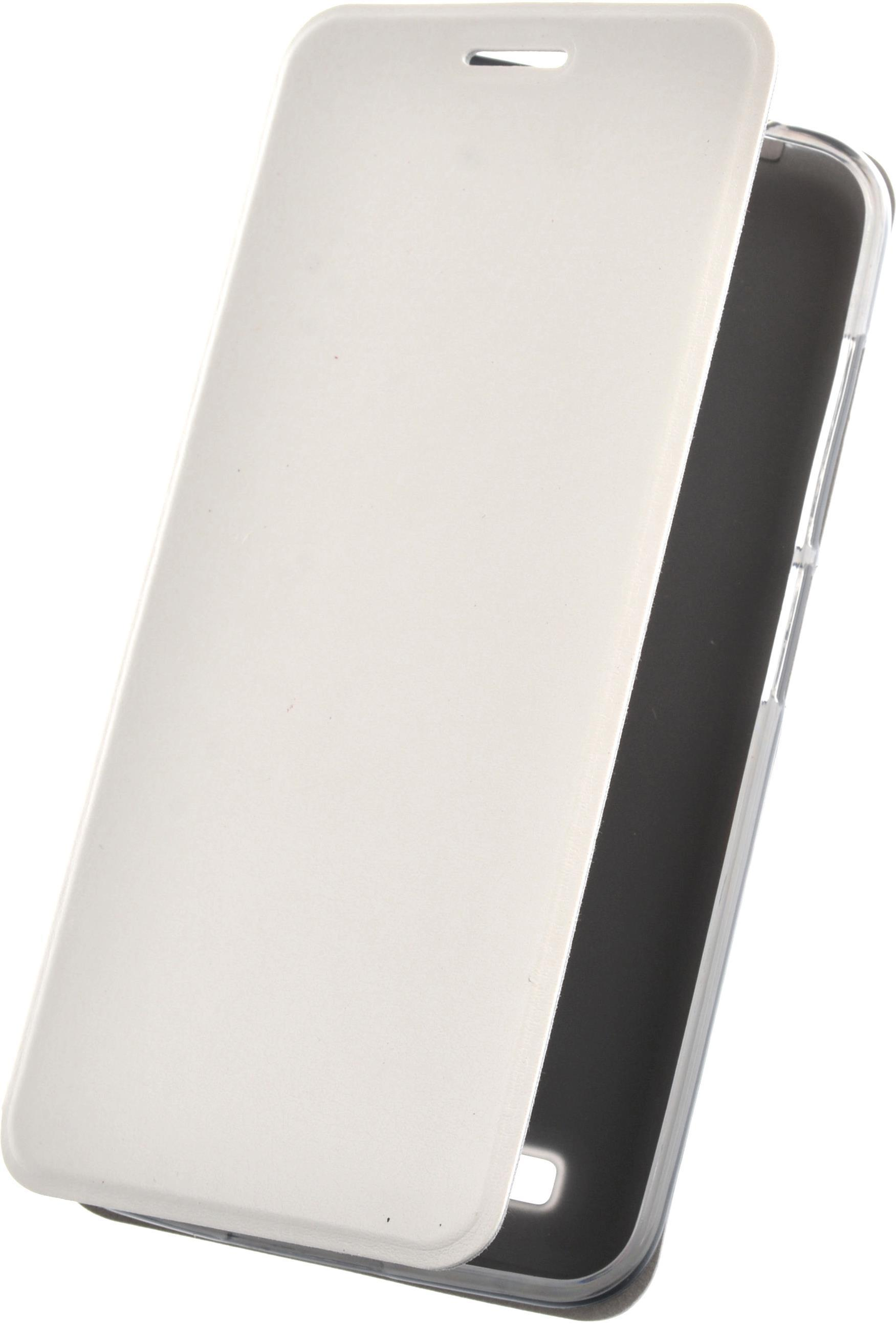 Чехол skinBOX Lux для Asus ZenFone Go ZC500TG белый