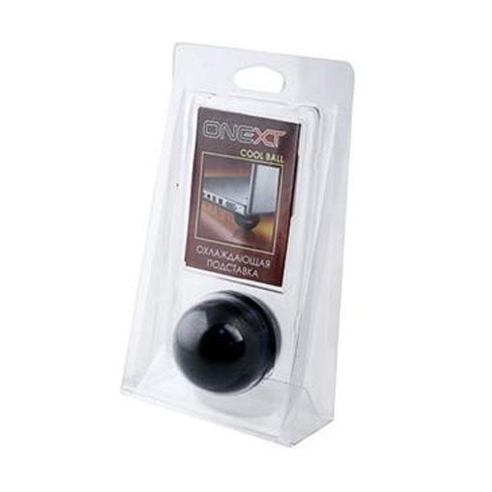Подставка для ноутбука Cool ball (черный)
