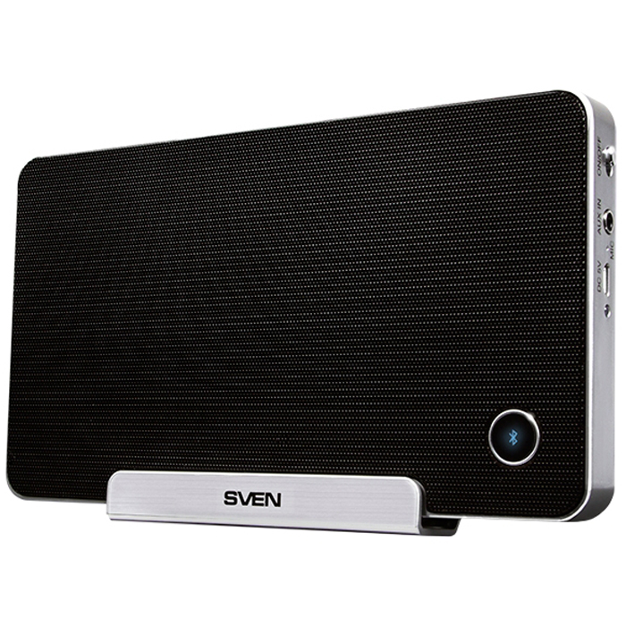 Беспроводные bluetooth-колонки Sven PS-100BL Black