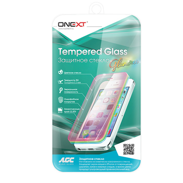 Защитное стекло Onext для iPhone 6 / iPhone 6s