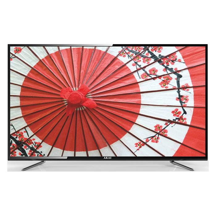 Телевизор ЖК 55″ Akai LEA-55B57P черный