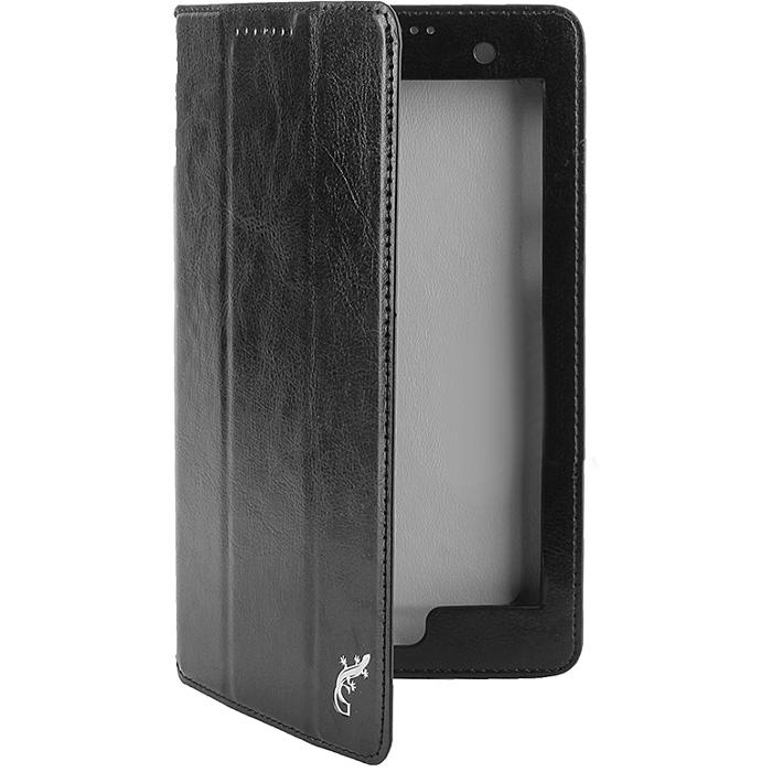 Чехол для ASUS ZenPad Z170C 7.0 G-case черный Executive эко кожа