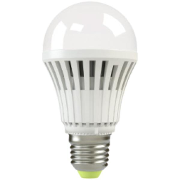 Светодиодная LED лампа X-flash Bulb E27 13W 220V 43545 желтый свет, матовая, диммируемая