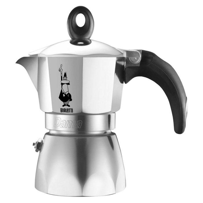 Гейзерная кофеварка Bialetti Dama 3 порции 2152