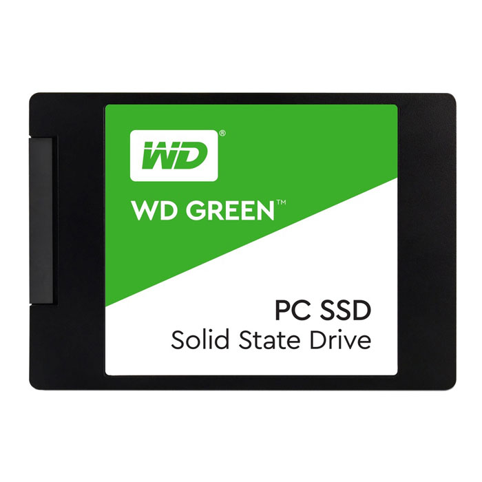 Накопитель 2.5″ 240Gb Western Digital Green WDS240G1G0A SATA3