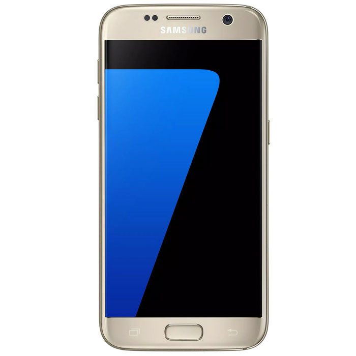 Смартфон Samsung G930F Galaxy S7 32GB золотой